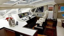 Schaefer 800 Yacht - Interior